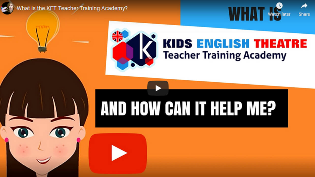 What is the KET Teacher Training Academy