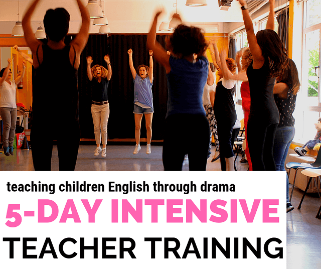 Intensive Teacher Training Course