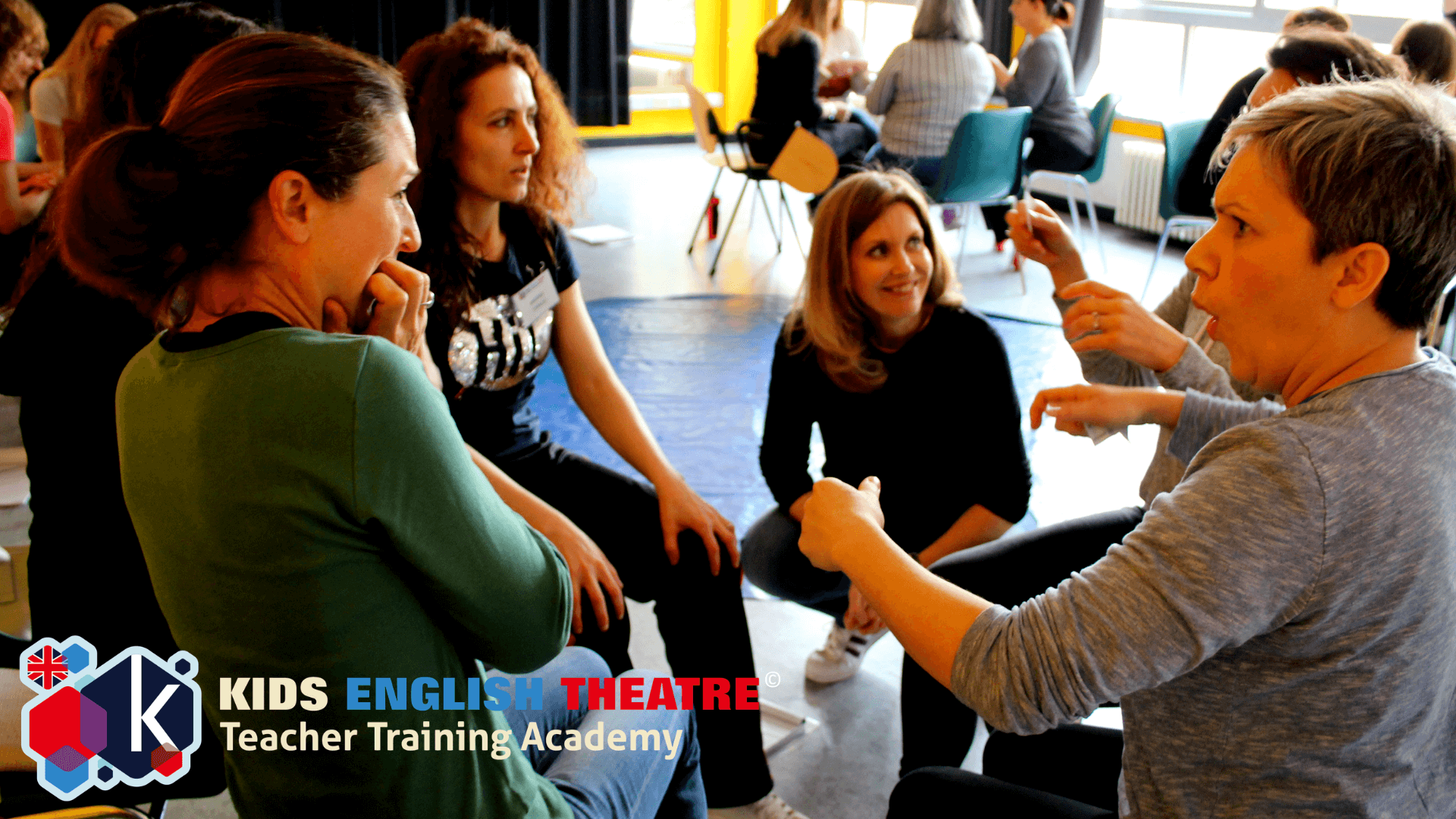 5 Day Intensive Teacher Training Course